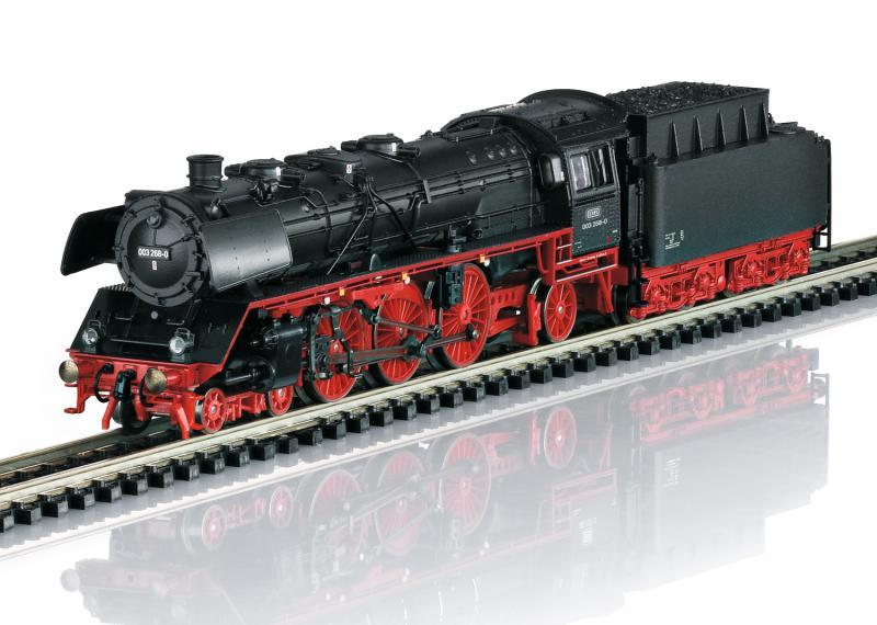 Trix Minitrix 16031 Ånglok (DB) class 003 Nyhet
