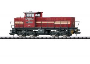 Trix Minitrix 16061 Diesellok MaK type DE 1002 Bentheim Railroad Nyhet 2020 Förboka ditt exemplar