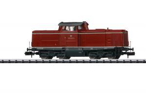 Trix Minitrix 16122 Diesellok BR 212 DCC Nyhet 2020