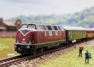 Trix Minitrix 16224 Diesellok DB Class V 200 Nyhet 2020