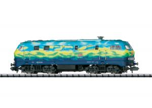 "Trix 16285 Diesellok BR 218 DB ""Tourism"" DCC"