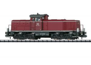 Trix Minitrix 16297 Diesellok (DB) Class 290 Nyhet 2020