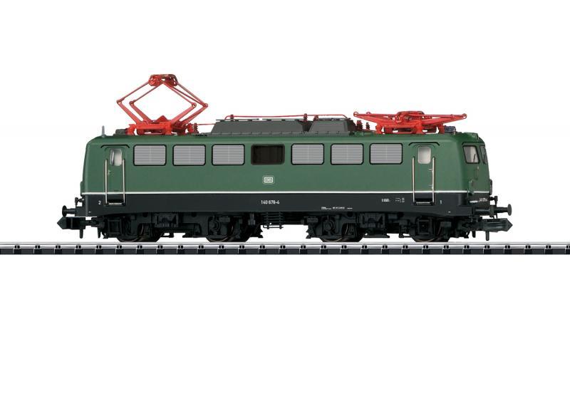 Trix Minitrix 16404 Ellok DB Class 140 Nyhet 2020 Förboka ditt exemplar