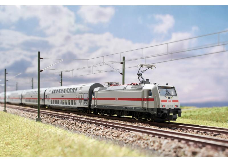 Trix Minitrix 16462 Ellok DB Class 146.5 Nyhet 2020 Förboka ditt exemplar