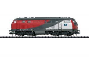 "Trix Minitrix 16822 Diesellok BR 218 "" ELBA "" Nyhet 2020 Förboka ditt exemplar"