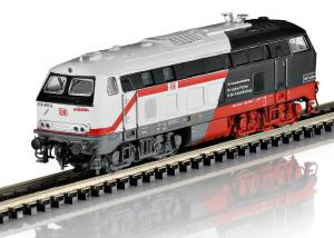 "Trix Minitrix 16825 Diesellok Class 218 "" The Flagship of the FZI Cottbus "" Sommarnyhet 2021 Förboka ditt exemplar"