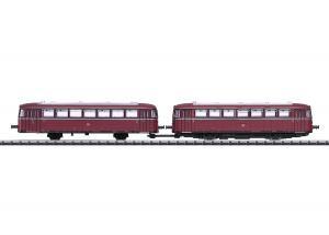 Trix Minitrix 16981 Tyskt motorvagnståg Class VT 98 & VS 98 Nyhet 2020