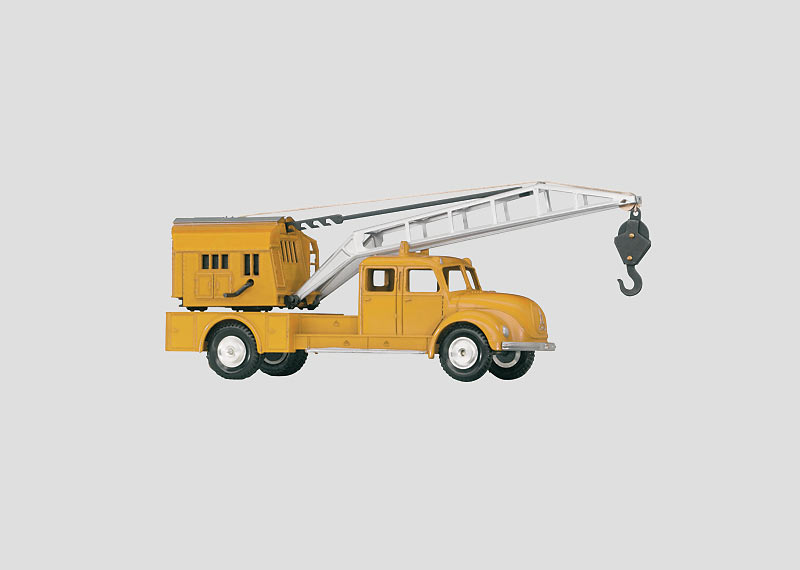 18031 Autokran Replikamodell Insider Modell 2009