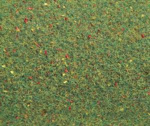 """FALLER 180750 Gräsmatta blommig äng 1000 x 750 mm """" Ground mat, Flowering meadow """""""