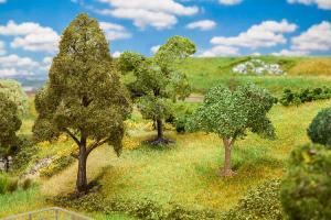 FALLER 181170 3st Premium träd / PREMIUM Trees, assorted
