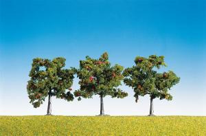 FALLER 181403 3st Äppelträd / 3 Apple trees