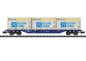 Trix Minitrix 18420 Containervagn Type Sgnss Höstnyhet 2021 Förboka ditt exemplar