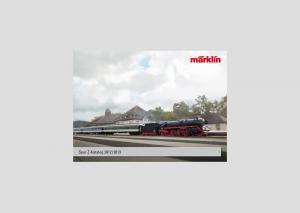 18461 Märklin katalog 2012/2013 Z Engelsk text