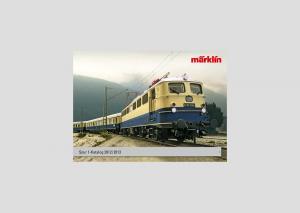 18471 Märklin katalog 2012/2013 Spår 1 Engelsk text