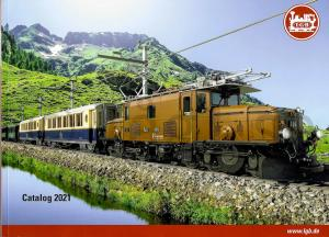LGB 18488 Huvud katalog 2021 / 2022 Engelsktext