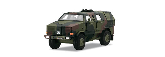 "18505 4MFOR German Federal Army ""Dingo"" typ ATF"