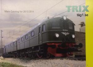 18691 Trix katalog 2013 / 2014