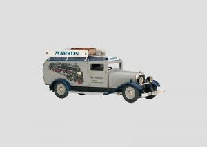 19043 Replika Skåpbil Märklin -30 talet