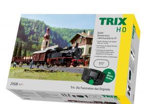 Trix 21528 Startset Ånglok (DB) class 74 Digital Mobile Station