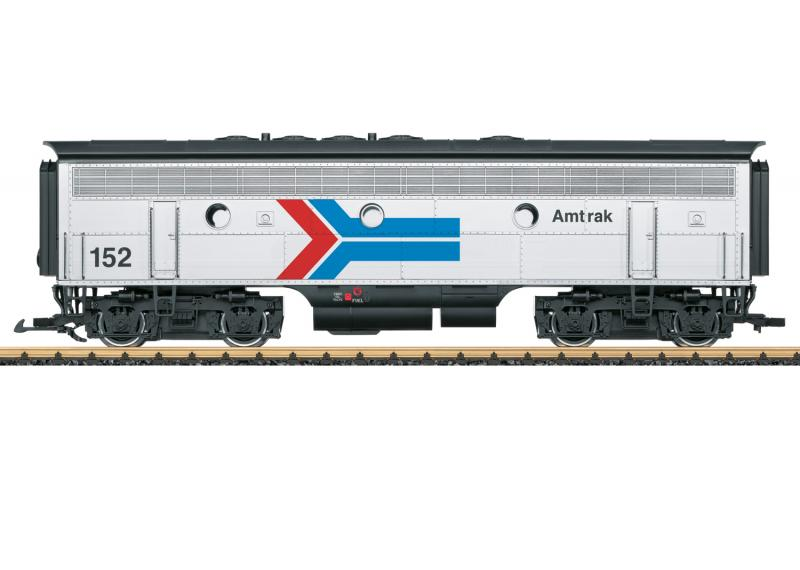 """LGB 21581 Diesellok Amtrak F7 B enhet med ljud """" 50 Years of Amtrak """" Nyhet 2021 Förboka ditt exemplar"""
