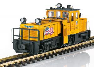 LGB 21672 Amerikansk Diesellok för rälsrengörning Nyhet 2021 Förboka ditt exemplar