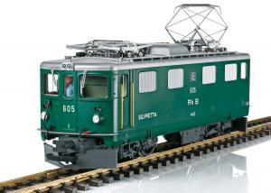 LGB 22040 Ellok Class Ge 4/4 I RhB SILVRETTA MFX DCC Ljud Nyhet 2021