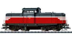 Trix 22368 Italienskt Diesellok (SerFer) class V 142 MFC DCC Ljud Nyhet 2021 Förboka ditt exemplar