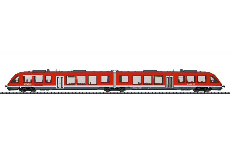 Trix 22489 Diesel motorvagnståg DB.AG Class 648.2 Nyhet 2020 Förboka ditt exemplar