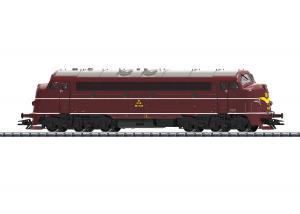 Trix 22670 Diesellok NOHAB class MY 1100 DSB