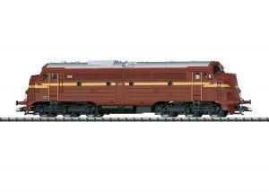 Trix 22671 Diesellok NOHAB (NSB) class Di3