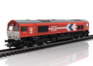 Trix 22691 Tyskt diesellok Class 66 Nyhet 2020 Förboka ditt exemplar