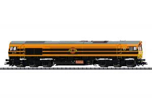 Trix 22692 Märklin 39061 Diesellok Type JT42CWR (RRF) Class 66 Nyhet 2020 Förboka ditt exemplar