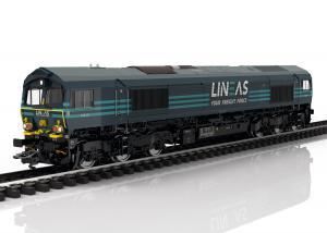 Trix 22693 Diesellok LINEAS Group Class 66 Belgiskt Nyhet 2020 Förboka ditt exemplar