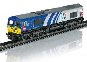 Trix 22696 Diesellok Class 66 SNCF Höstnyhet 2020 Förboka ditt exemplar
