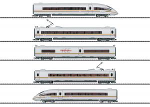 "TRIX 22784 ICE 3 Powered Rail Car Train Class 403 "" Railbow "" Höstnyhet 2021 Förboka ditt exemplar"