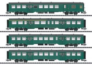 Trix 23221 Belgiskt Personvagnset (SNCB/NMBS) Överraskningsvagnset 2020 Förboka ditt exemplar