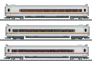 """TRIX 23391 Utbyggnadsset till ICE 22784 """" Railbow """" Höstnyhet 2021 Förboka ditt exemplar"""