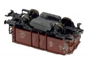 Trix 24050 Rälsrengörningsvagn Type K 15 DB