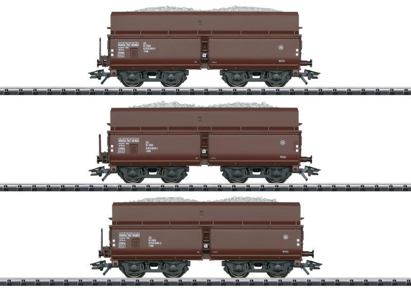 Trix 24121 Vagnset ÖBB type Fad passande till Krokodil 25089 Nyhet 2021 Förboka ditt exemplar