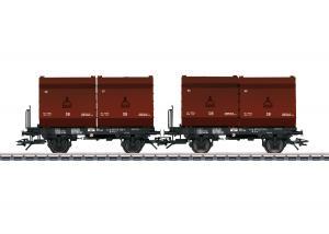 Trix 24175 DB Koltransport vagnset Nyhet 2020 Förboka ditt exemplar