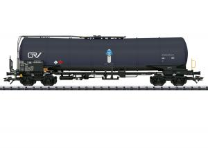 """Trix 24218 Tankvagn Type Zans """" On Rail, Inc. ( ORV ) """" Nyhet 2021 Förboka ditt exemplar"""