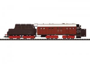 Trix 24320 Ångdriven snöslunga Henschel DRG