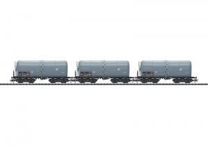 """Trix 24415 Tankvagnset """"olja"""" DB"""