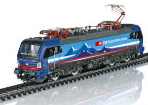 Trix 25192 Ellok 193 ( Vectron ) SBB Cargo International mfx DCC Ljud Sommarnyhet 2021 Förboka ditt exemplar