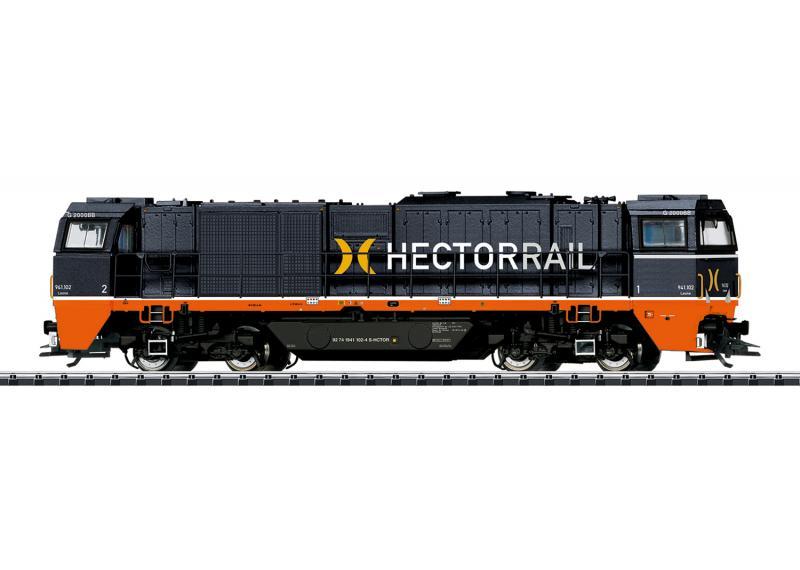 Trix 25296 Svenskt Diesellok Class G 2000 Hectorrail Nyhet 2020 Förboka ditt exemplar