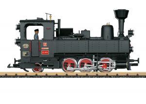 LGB 25703 Ånglok Ziller Valley Railroad U2 Höstnyhet 2021 Förboka ditt exemplar