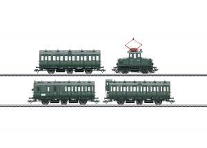 Märklin 26195 Tågset med Ellok E 69 samt vagnar