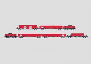 """26546 Tågsats """"Räddningståg, avsett för järnvägstunnlar"""""""