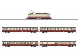 """Märklin 26983 Tågset """"Rheingold Offshoot Train"""" Nyhet 2018"""