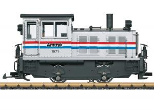 """LGB 27632 Diesellok Amtrak Special version for the anniversary """"50 Years of Amtrak"""" Nyhet 2021"""